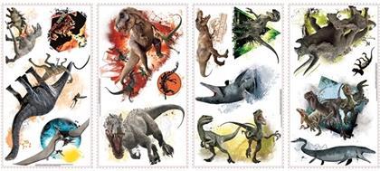 Jurassic World - Wandtattoos