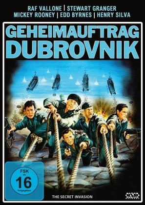 Geheimauftrag Dubrovnik (1964) (Uncut)