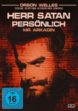 Herr Satan persönlich - Mr. Arkadin (1955) (Uncut)