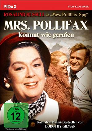 Mrs. Pollifax kommt wie gerufen (1971) (Pidax Film-Klassiker)