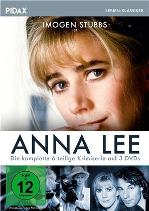 Anna Lee - Die komplette 6-teilige Krimiserie (Pidax Serien-Klassiker, 3 DVDs)