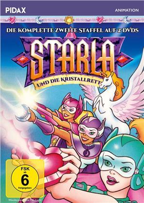 Starla und die Kristallretter - Staffel 2 (Pidax Animation, 2 DVDs)