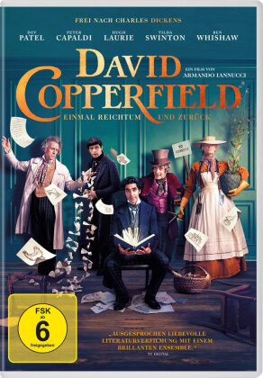 David Copperfield - Einmal Reichtum und zurück (2019)