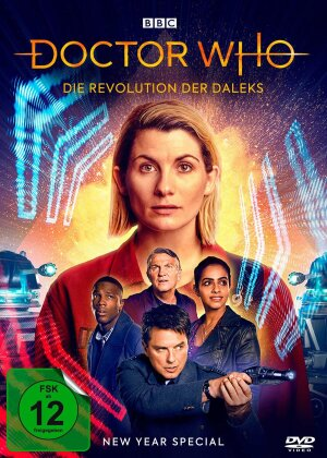 Doctor Who - Die Revolution der Daleks - New Year Special (BBC)