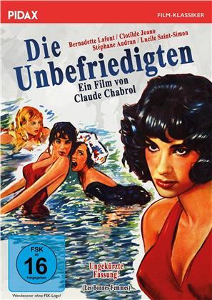 Die Unbefriedigten (1960) (Ungekürzte Fassung, Pidax Film-Klassiker)