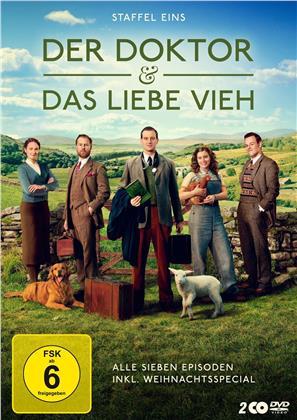 Der Doktor und das liebe Vieh - Staffel 1 (2020) (2 DVDs)