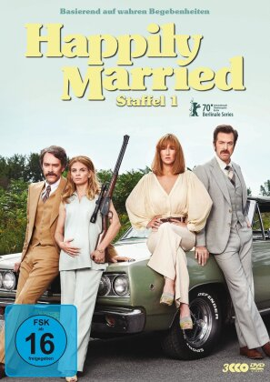 Happily Married - Staffel 1 (3 DVDs)