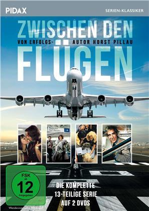 Zwischen den Flügen - Die komplette 13-teilige Serie (1973) (Pidax Serien-Klassiker, 2 DVDs)
