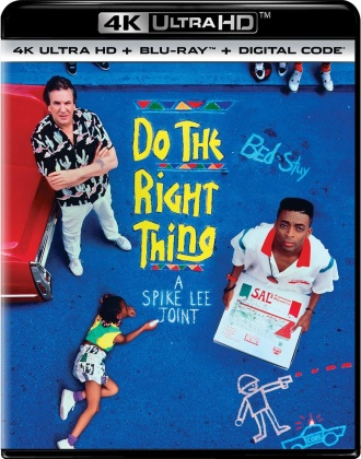 Do The Right Thing (1989) (4K Ultra HD + Blu-ray)