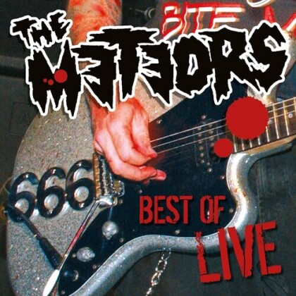 The Meteors - Best Of Live (LP)