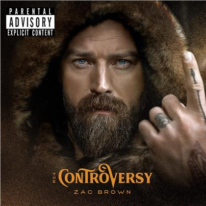 Zac Brown - Controversy (Gatefold, LP)