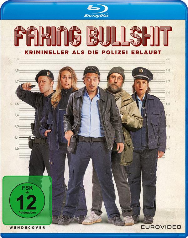 Faking Bullshit - Krimineller als die Polizei erlaubt (2020)