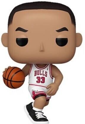 Funko Pop! Nba: - Legends- Scottie Pippen (Bulls Home)