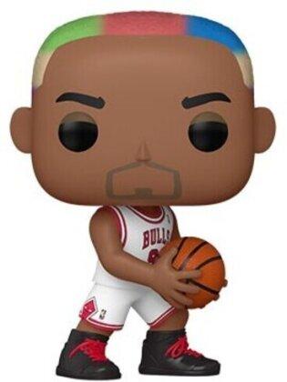 Funko Pop! NBA - Legends: Dennis Rodman (Bulls Home)