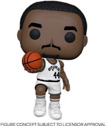 Funko Pop! NBA - Legends: George Gervin (Spurs Home)