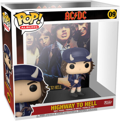 Funko Pop! Albums - AC/DC: Highway To Hell