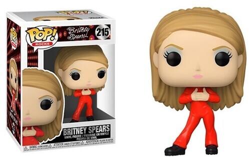 Funko Pop! Rocks - Britney Spears: Catsuit Britney