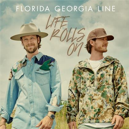 Florida Georgia Line - Life Rolls On (LP)