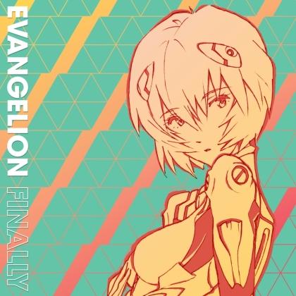 Yoko Takahashi & Megumi Hayashibara - Evangelion Finally - OST (Pink Vinyl, LP)