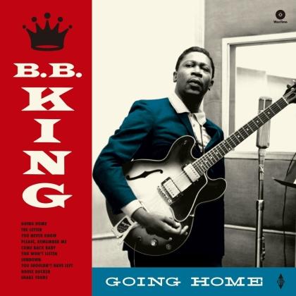 B.B. King - Going Home (Wax Time, 2021 Reissue, Bonustracks, LP)