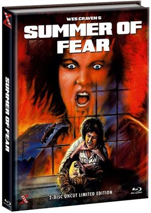 Summer of fear (1978) (Cover A, Limited Edition, Mediabook, Uncut, Blu-ray + DVD)