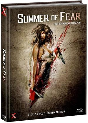 Summer of fear (1978) (Cover C, Limited Edition, Mediabook, Uncut, Blu-ray + DVD)