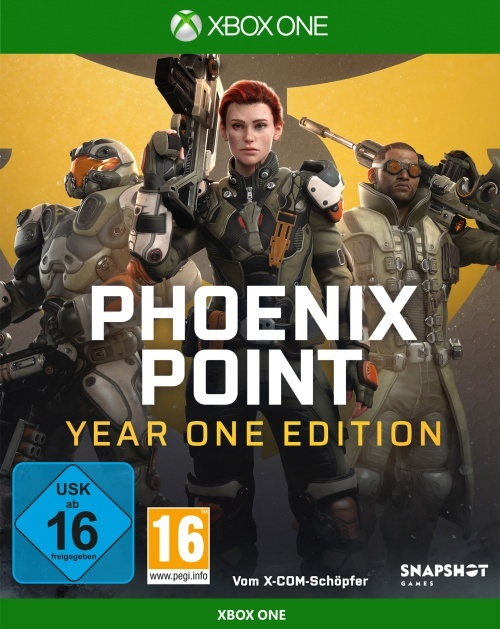 Phoenix Point - Year One Edition