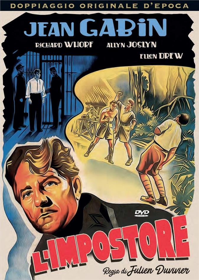 L'impostore (1944) (Doppiaggio Originale D'epoca, s/w)