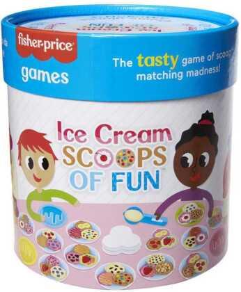 Ice Cream Scoops (Kinderspiel)