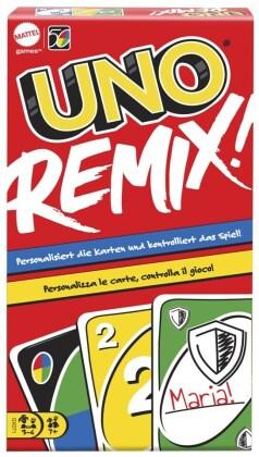 UNO Remix Kartenspiel (Spiel)