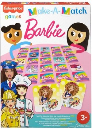 Barbie Make-a-Match (Kinderspiel)