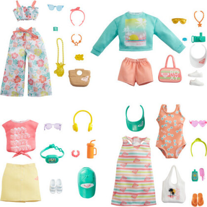 Barbie - Barbie Fashion Storytelling Pack Assortiert, 1 Set