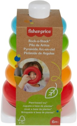 Fisher-Price Eco Farbring Pyramide
