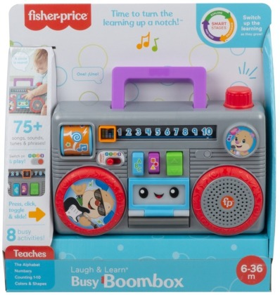 Fisher-Price Lernspaß Boombox