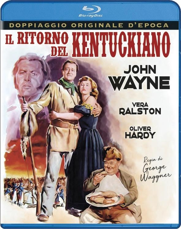 Il ritorno del Kentuckiano (1949) (Doppiaggio Originale D'epoca, s/w)
