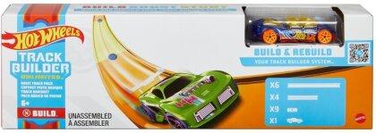 Hot Wheels Track Builder Unlimited Mega Basis Pack Set Trackset