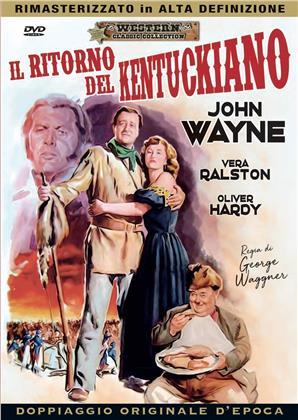 Il ritorno del Kentuckiano (1949) (Western Classic Collection, Doppiaggio Originale D'epoca, HD-Remastered, n/b)