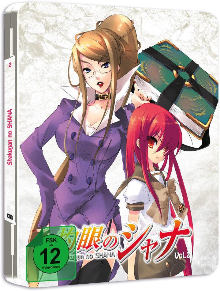 Shakugan no Shana - Vol. 2 (Steel Edition, Limited Edition)