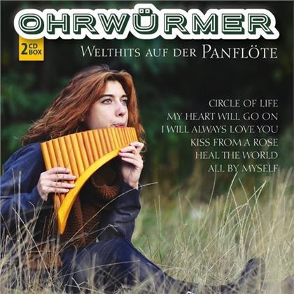 Ohrwürmer - Welthis Auf Der Panflöte (2 CDs)