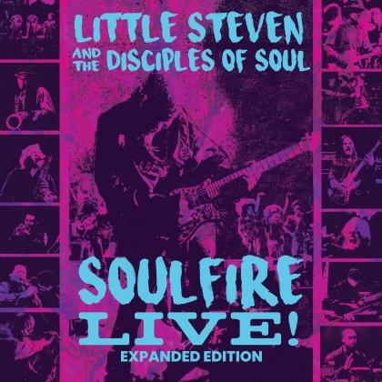 Little Steven & The Disciples Of Soul - Soulfire Live! (Expanded, 4 CDs)