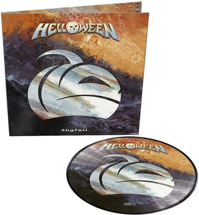 """Helloween - Skyfall (Picture Disc, 12"""" Maxi)"""