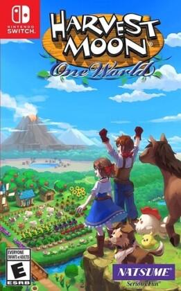 Harvest Moon - One World