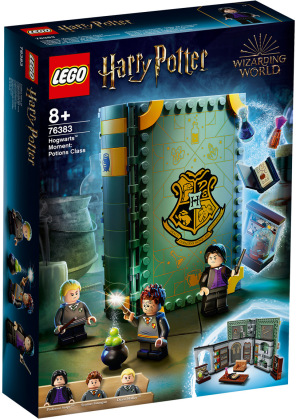 Zaubertrankunterricht - Lego Harry Potter,