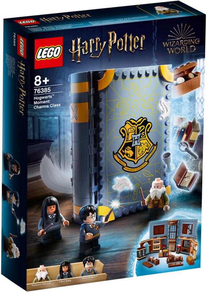 Zauberkunstunterricht - Lego Harry Potter,