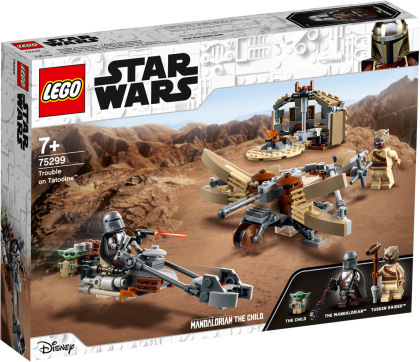 Ärger auf Tatooine - Lego Star Wars,