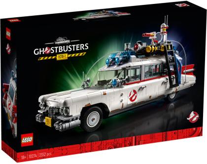 LEGO Ghostbusters ECTO-1 - 10274