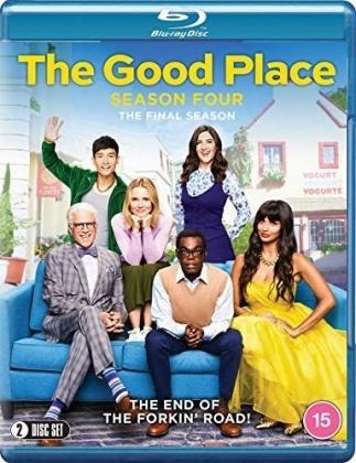 The Good Place - Season 4 - The Final Season (2 Blu-rays)