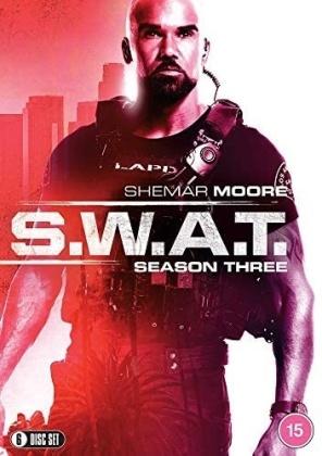 S.W.A.T - Season 3 (2017) (6 DVDs)