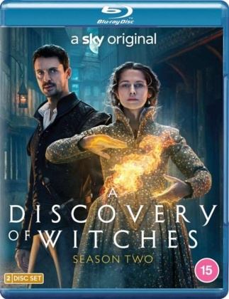 A Discovery of Witches - Season 2 (2 Blu-rays)