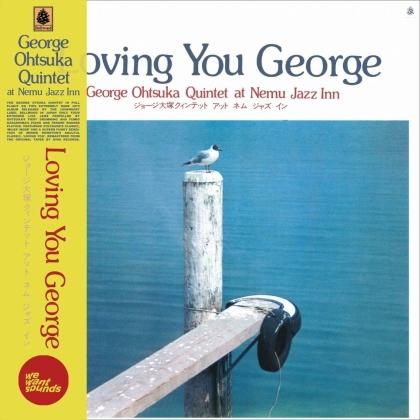 George Otsuka - Loving You George (2021 Reissue, LP)